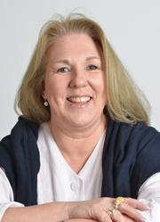 Corina Hartwig-Blesinger <BR> <H6> Assistentin der Geschäftsleitung